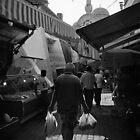 Kemeralti Bazaar in Izmir by Ilker Goksen