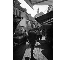Kemeralti Bazaar in Izmir Photographic Print
