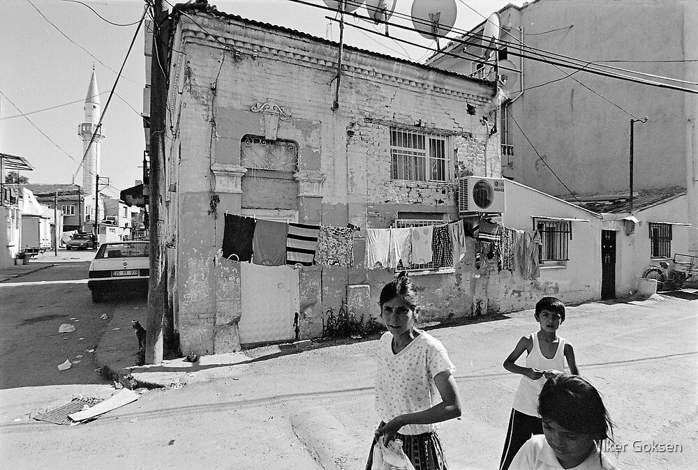 Ege Neighborhood in Izmir, Turkey by Ilker Goksen