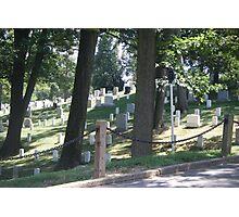 Arlington National Cemetery 2 Photographic Print