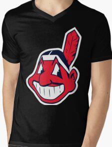 Indians Mens V-Neck T-Shirt