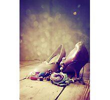 Tea Dance (Seduction series) Photographic Print