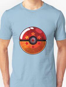 7 Star Pokeball T-Shirt
