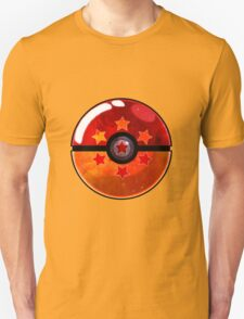 7 Star Pokeball T-Shirt