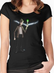 The 11th Doctor Women's Fitted Scoop T-Shirt