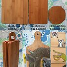 Cutting board commissions by Ysyra