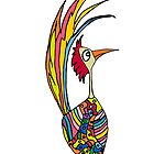 Bird by Verene Krydsby