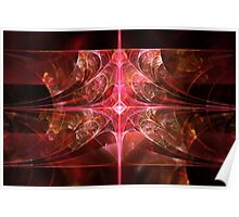 Fractal - Abstract - The essecence of simplicity Poster