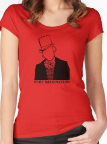 Pure Imagination Women's Fitted Scoop T-Shirt