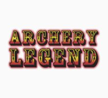 ARCHERY LEGEND by JAYSA2UK