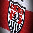 US Women's Soccer Crest by shoshgoodman