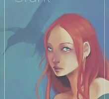 Sansa - Girls in Westeros by MartinaC