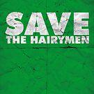 Save The Hairymen by Mpjltd
