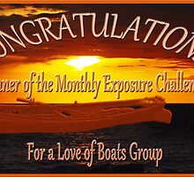 Love of Boats Banner by Bine