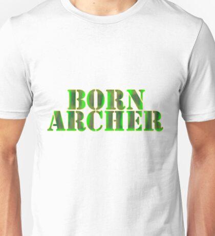 BORN ARCHER Unisex T-Shirt