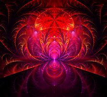 Fractal - Jewel of the Nile by Mike  Savad