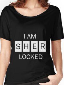 I am Sherlocked Shirt Women's Relaxed Fit T-Shirt