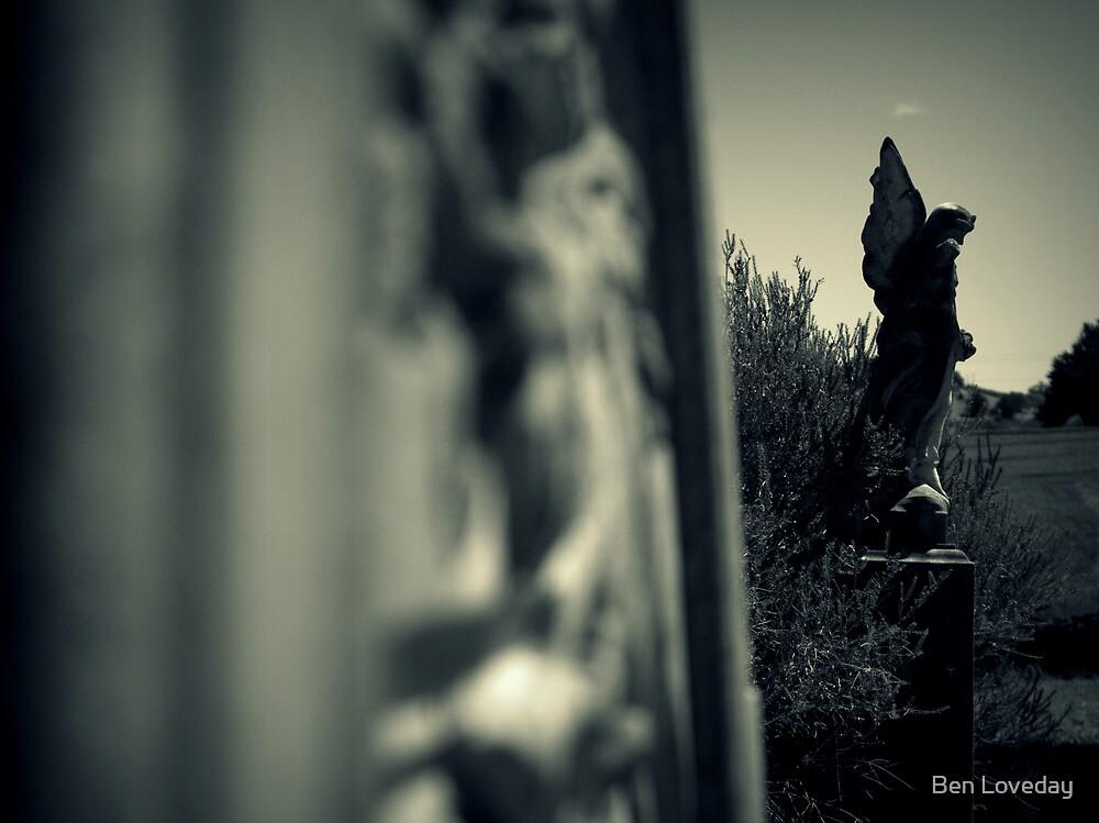 Dark Angel by Ben Loveday
