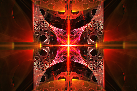 Fractal - Science - Cold Fusion by Mike  Savad