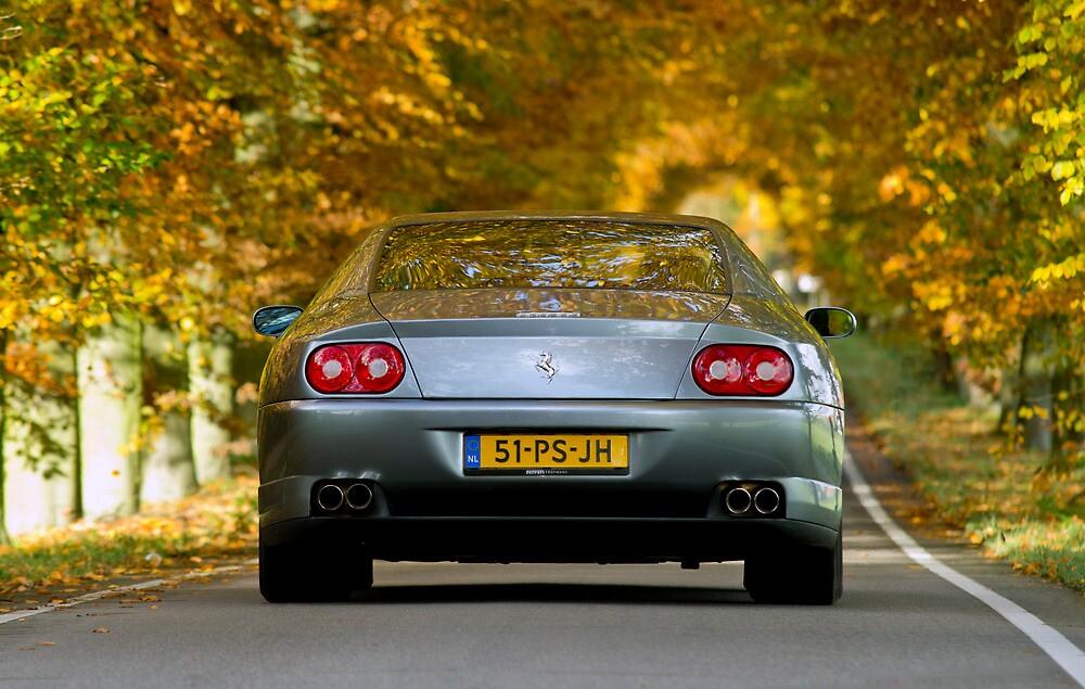 Ferrari 456M GT by Micha Dijkhuizen