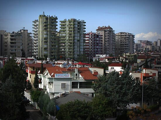 Adana city,TURKEY by rasim1