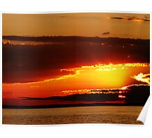 The sunsets Poster