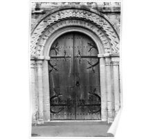 door number 2 Poster