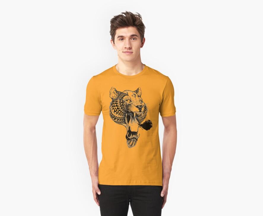 Tiger by nowhereep