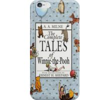 the complete tales of winnie the pooh iPhone Case/Skin