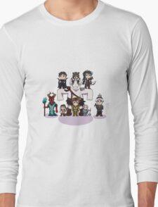 Little Vox Machina Long Sleeve T-Shirt