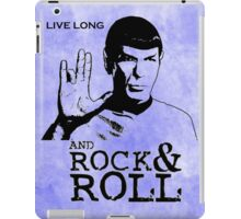 Rock Spock iPad Case/Skin