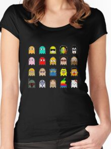 Pac People Women's Fitted Scoop T-Shirt