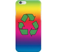 Iphone Case - Recycle - Rainbow 3 iPhone Case/Skin