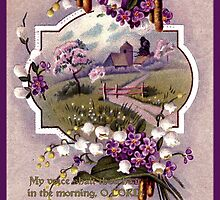 Happy Easter - Greeting Card by aprilann