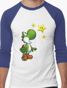 Yoshi Men's Baseball ¾ T-Shirt