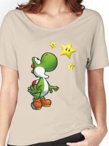 Yoshi Women's Relaxed Fit T-Shirt
