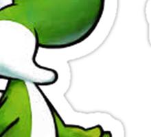 Yoshi Sticker