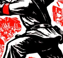 China Propaganda - The Sledgehammer Sticker