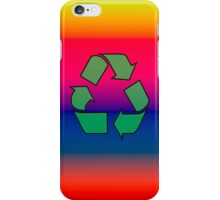 Iphone Case - Recycle - Rainbow 2 iPhone Case/Skin