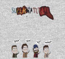 Supernatural Kids Clothes