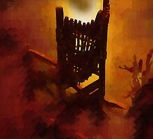 The Devil's Rocking Chair by RC deWinter