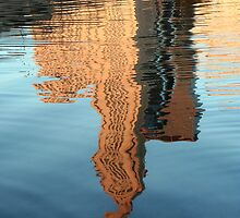 Reflection of an Icon by Laurel Talabere
