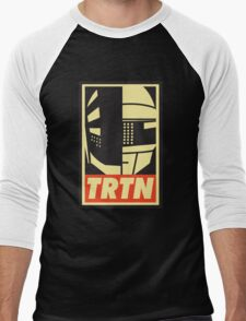 TRTN Men's Baseball ¾ T-Shirt