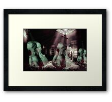 Once There Was Music Framed Print