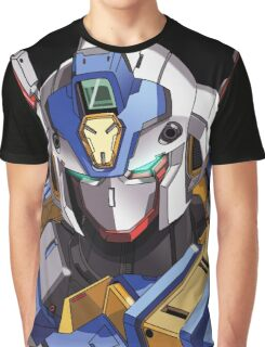 Mecha  Graphic T-Shirt