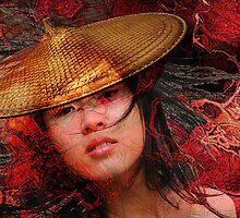 oriental fantasy II by David Kessler