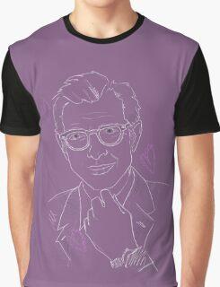 Mrs Jeffery Goldblum Graphic T-Shirt