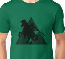 Silhouette of a Legend Unisex T-Shirt