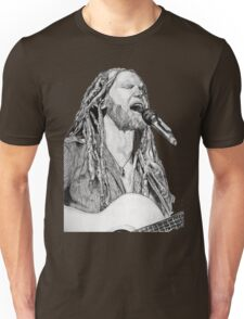 Newton Faulkner Drawing Tee Unisex T-Shirt
