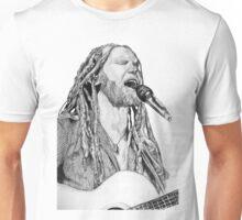 Newton Faulkner Drawing Tee Unisex T-Shirt